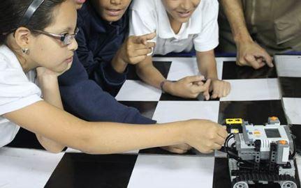 Se investiga tener Tecnología Robótica a partir primaria