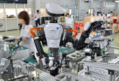 Nextage, el robot de Kawada para industrias