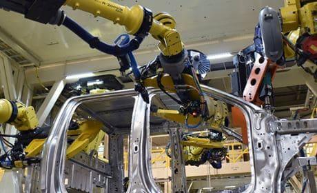 Los robots sustituyen el trabajo de 400000 personas
