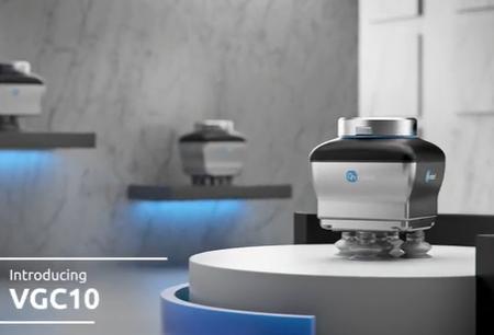 La nueva pinza de OnRobot se llama Soft Gripper